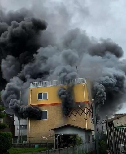 京アニ火災